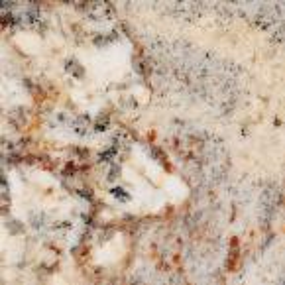 4 in. Stone Effects Vanity Top Sample in Rustic Gold