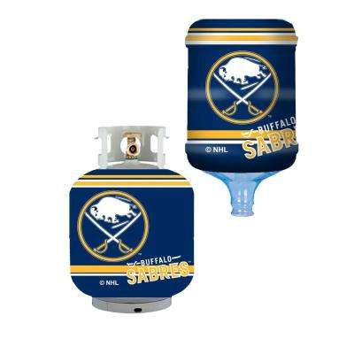 Buffalo Sabers Propane Tank Cover/5 Gal. Water Cooler Cover