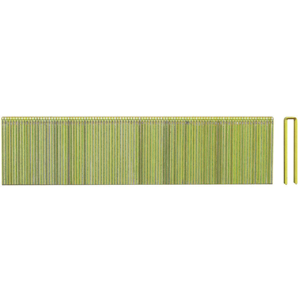 Porter-Cable 1-1/4 in. Leg Narrow Crown 18-Gauge Staples (5,000-Pack)
