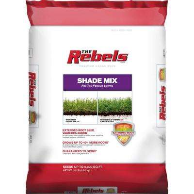 20 lb. Tall Fescue Shade Grass Seed Mix