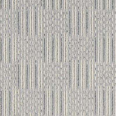 Upland Grid Bayview Custom Area Rug with Pad