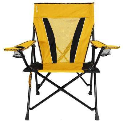 XXL Izamal Yellow Dual Lock Chair
