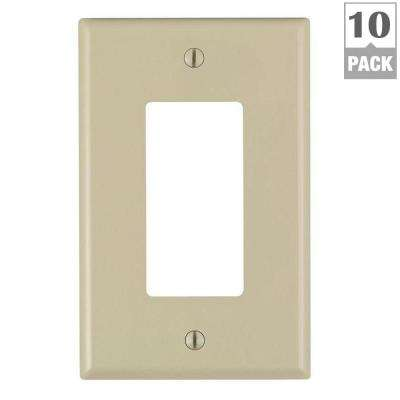 Leviton Ivory Switch Plates Wall Plates The Home Depot