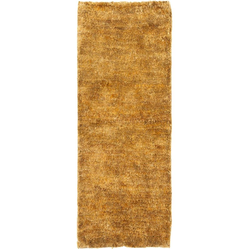 Safavieh Bohemian Caramel 2 ft. 6 in. x 12 ft. Rug Runner