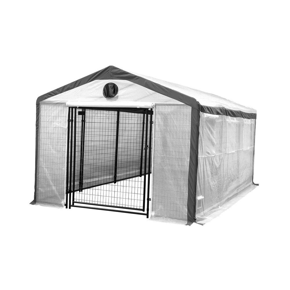 Safe Grow 10 ft. x 15 ft. Secure Greenhouse
