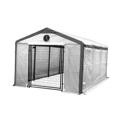 10 ft. x 15 ft. Secure Greenhouse
