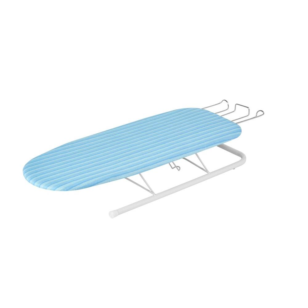Honey-Can-Do Tabletop Ironing Board with Retractable Iron Rest-BRD ...