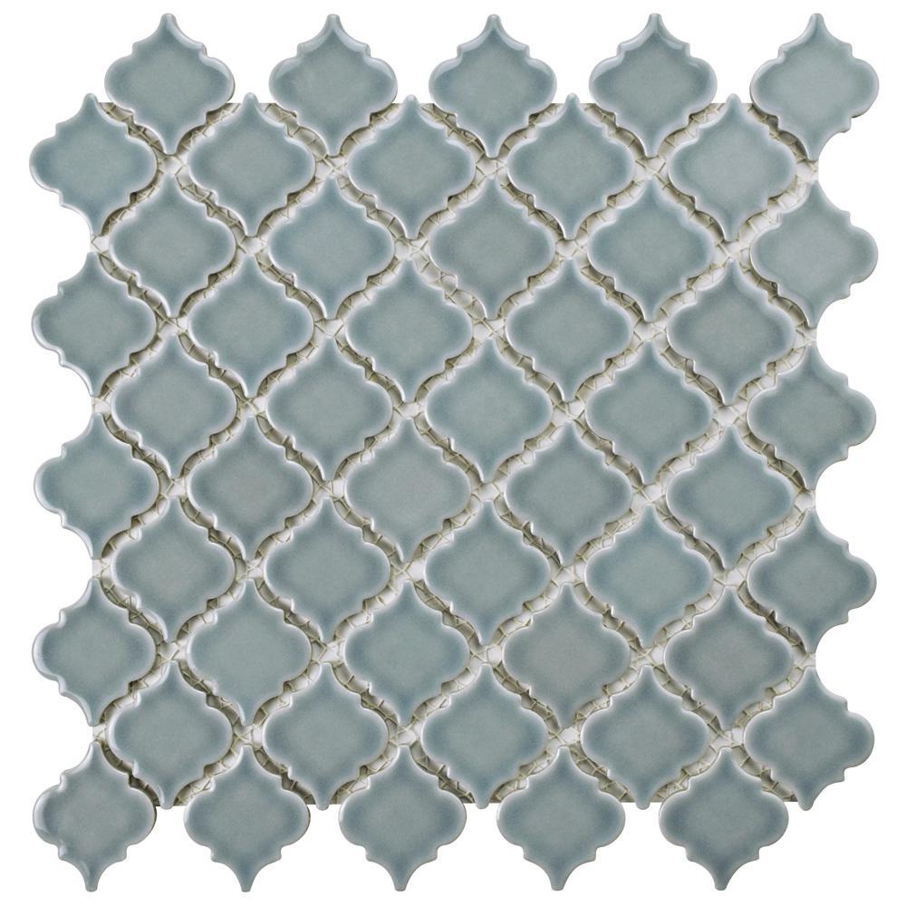 Arabesque - Backsplash - Tile - Flooring - The Home Depot