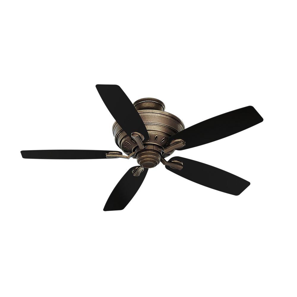 Adelaide 52 in. Indoor Aged Bronze Ceiling Fan
