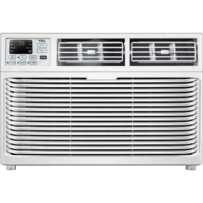 ENERGY STAR 8000 BTU 115-Volt Window Air Conditioner with Remote Control