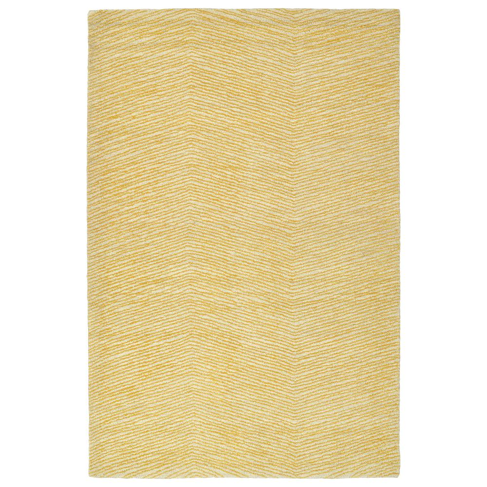 Textura Gold 8 ft. x 10 ft. Area Rug