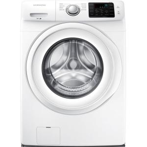 Samsung 4.2 cu. ft. High-Efficiency Front Load Washer in White, ENERGY STAR by Samsung