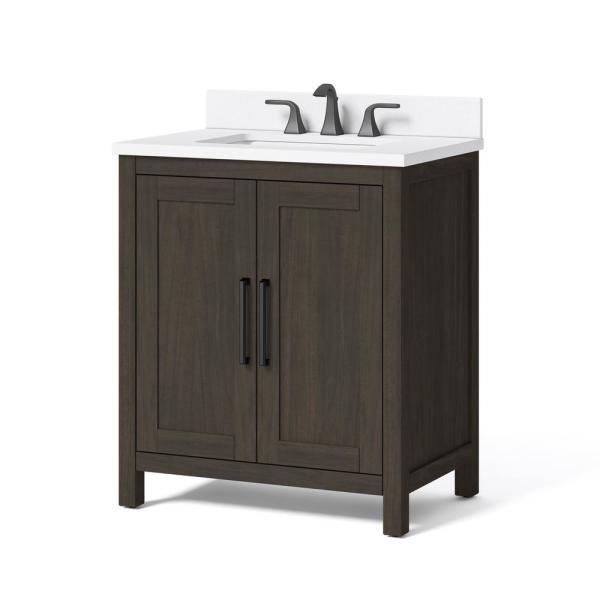 Home Decorators Collection Leary 30 In, Bathroom Sinks At Home Depot