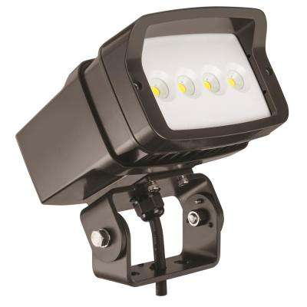 OFL1 LED Bronze Outdoor 5000K Flood Light