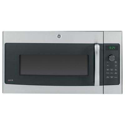 Advantium 1.7 cu. ft. Over the Range Speed Cook Convection Microwave in Stainless Steel