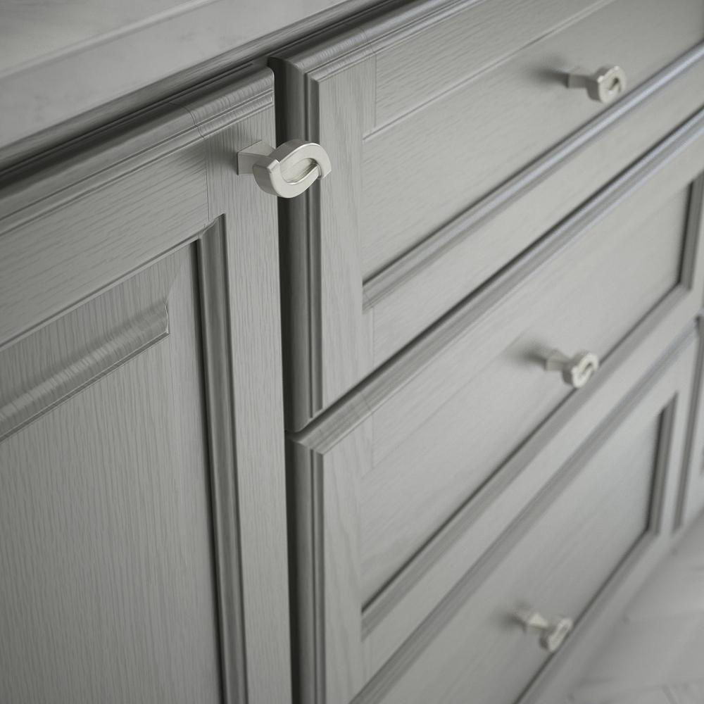 *SET OF 25 ZINC DIECAST SN CABINET DRAWER PULLS FREE SHIPPING