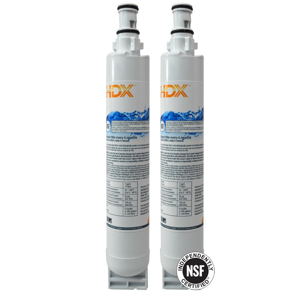 Hdx Fmw 3 Premium Refrigerator Replacement Filter Fits