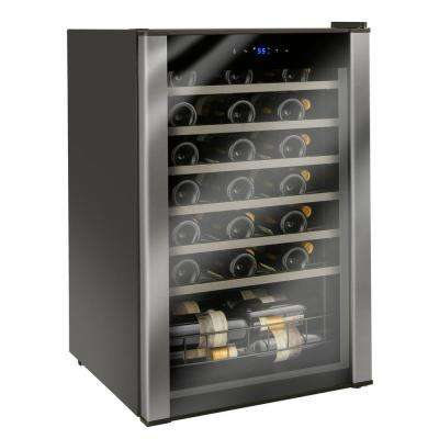 Evolution 21-1/4 in. W 48-Bottle Wine Cellar