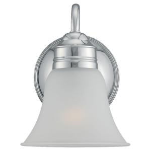 Gladstone 1-Light Chrome Sconce
