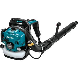 Makita 184 MPH 516 CFM 52.5 cc MM4 4-Stroke Engine Tube Throttle Backpack Blower by Makita