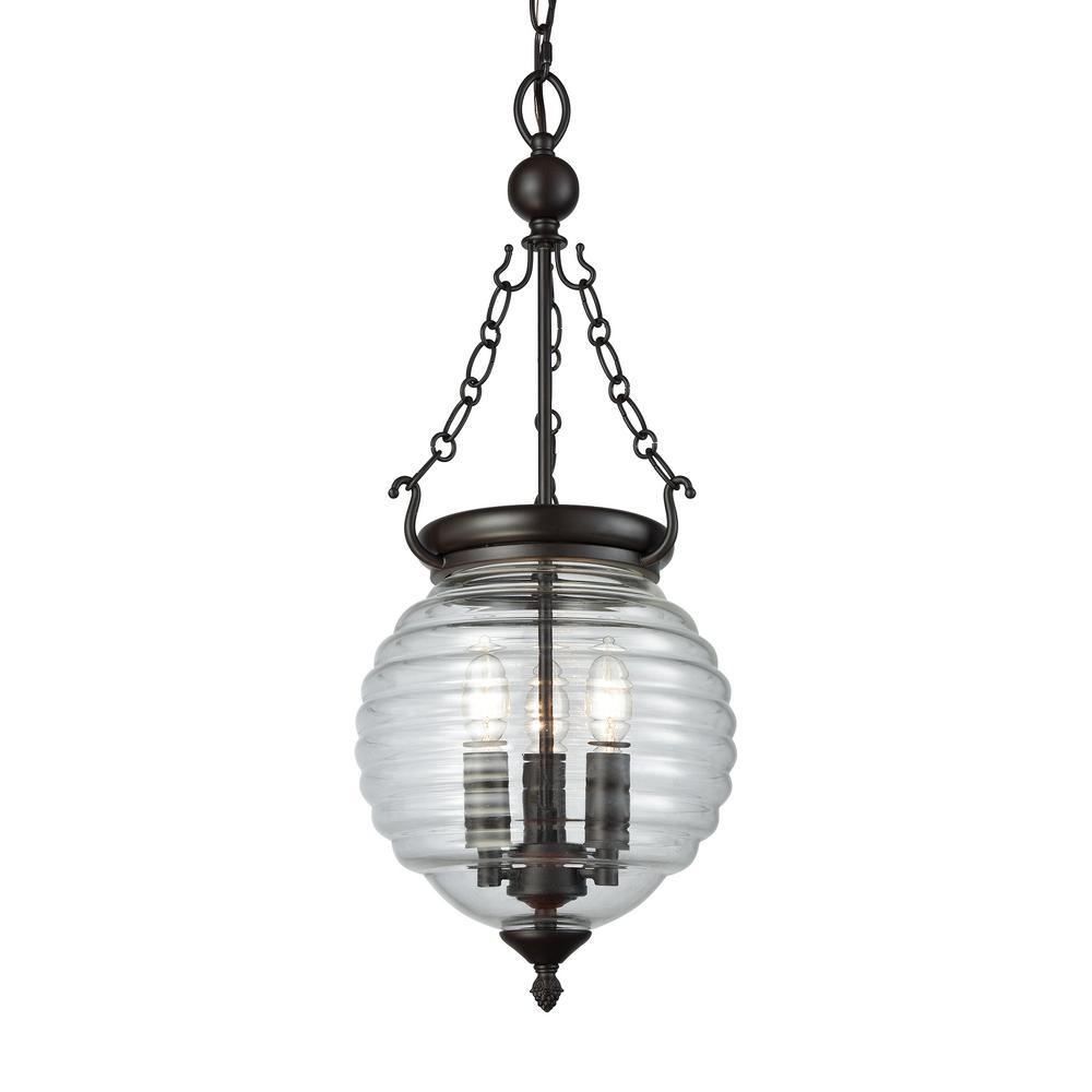Hampton Bay - Chandeliers - Lighting - The Home Depot