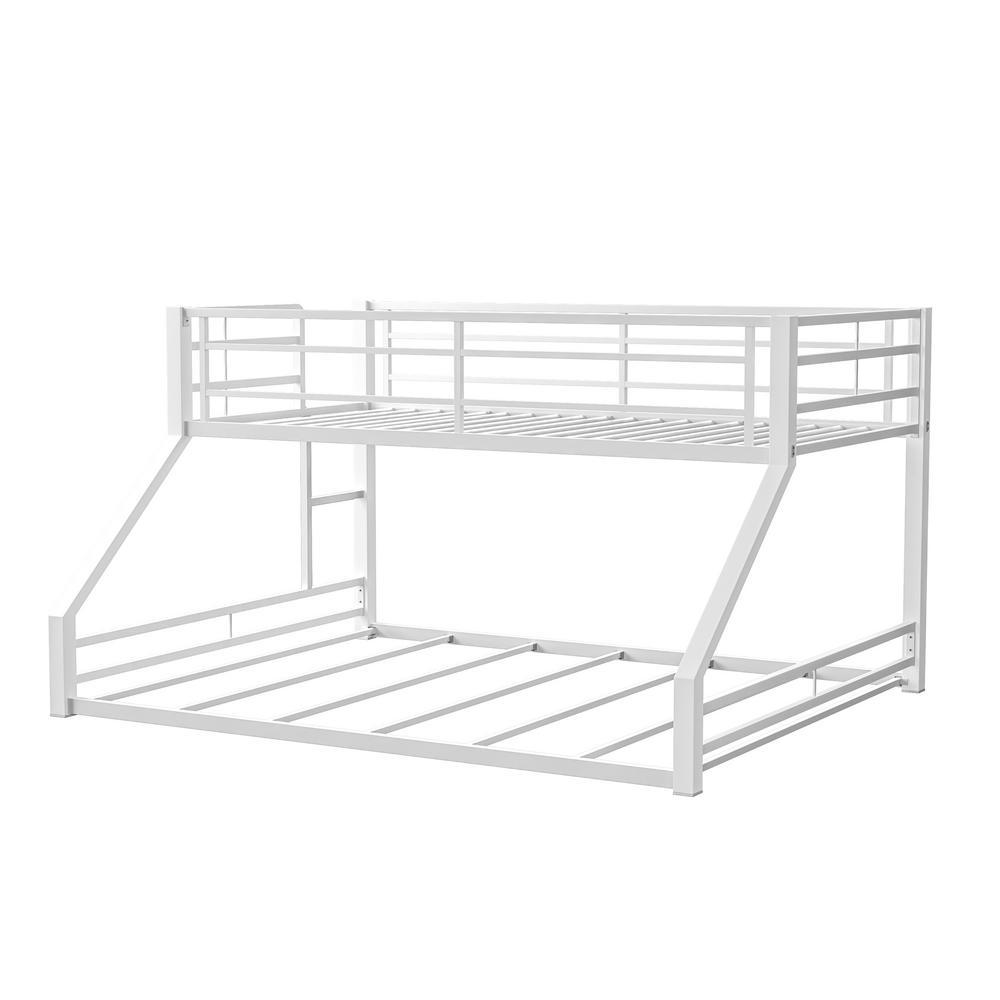 Queen Bunk Loft Beds Kids Bedroom Furniture The Home Depot