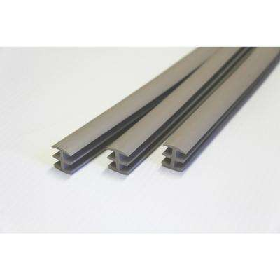 1/2 in  x 25 ft  Concrete Expansion Joint in Grey