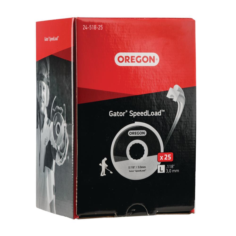 0.118 in. Gator SpeedLoad LG Trimmer Line (25-Pack)