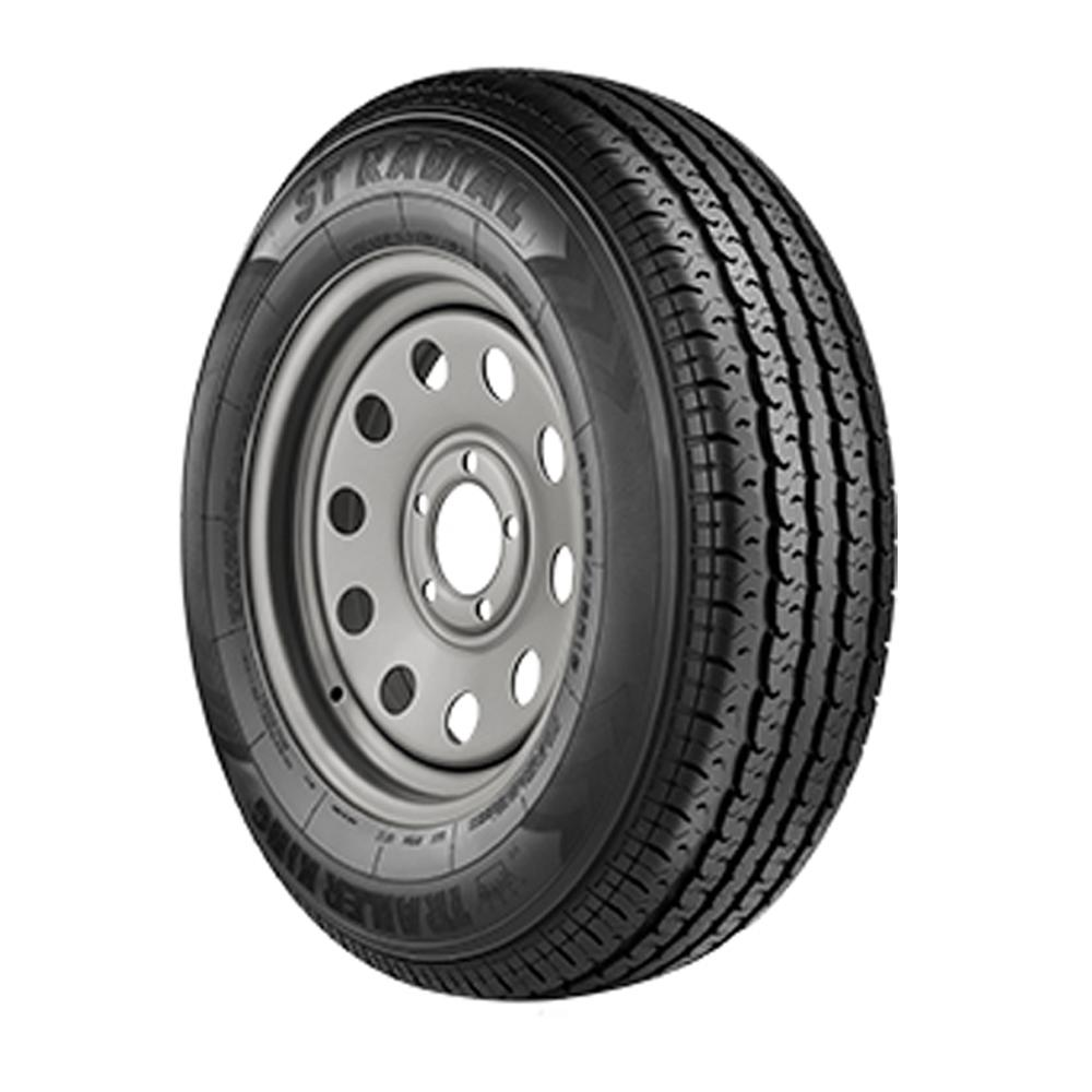 TBC ST205/75R15 8-Ply Trailer King II ST Radial Tire