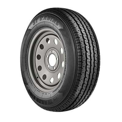 ST205/75R15 8-Ply Trailer King II ST Radial Tire