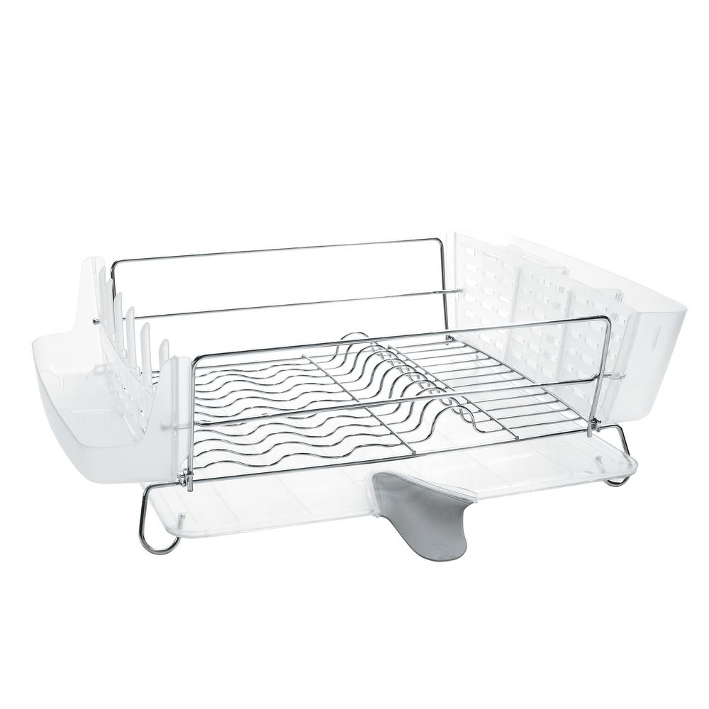 Oxo Good Grips Folding Stainless Steel Dish Rack 1069916