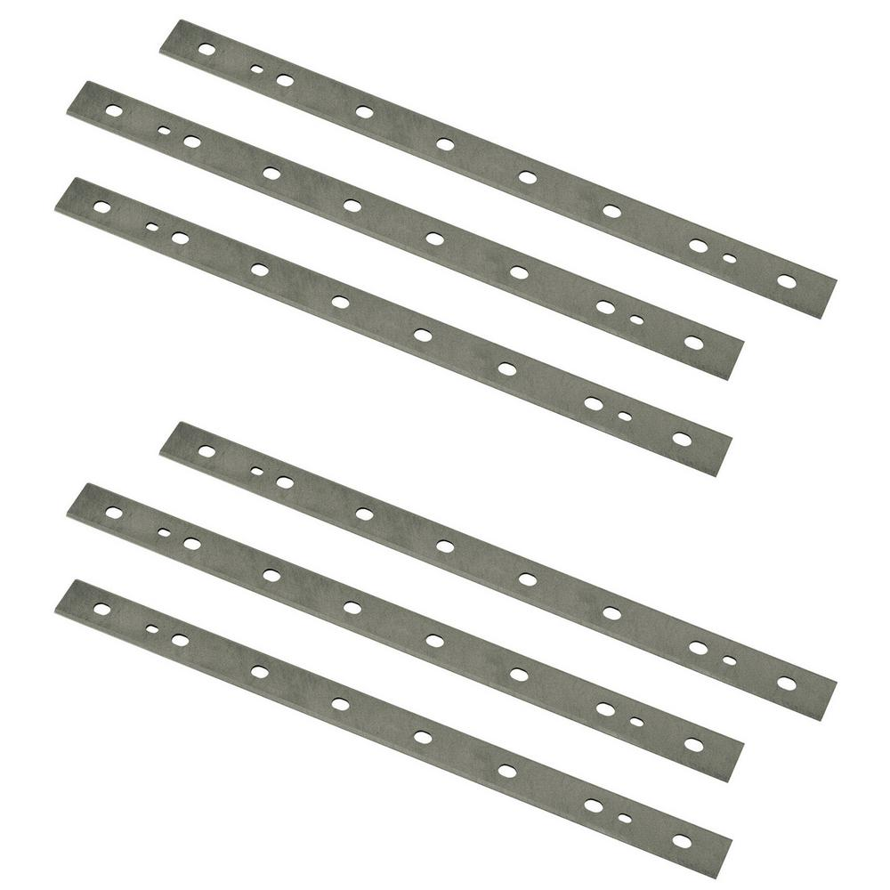 12 in. High-Speed Steel Planer Knives for Makita 2012 / 2012NB