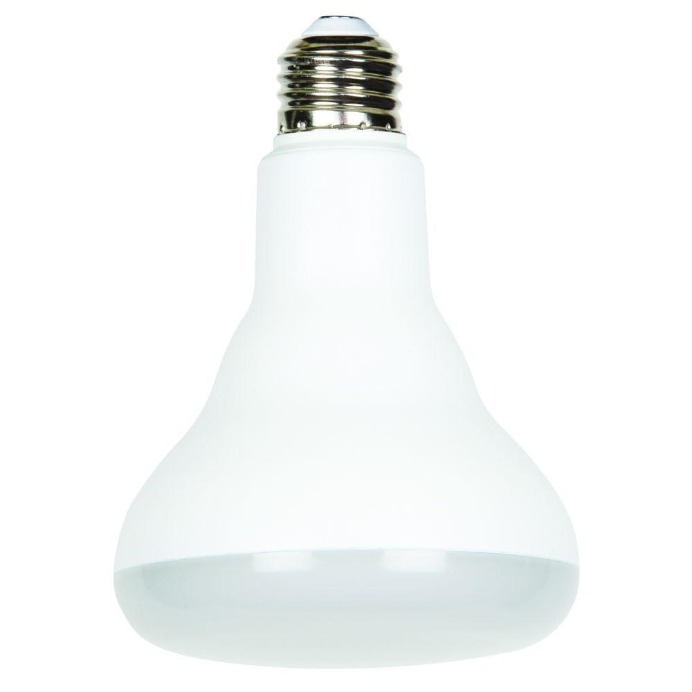 12W Equivalent 2,700K BR30 Dimmable LED Light Bulb