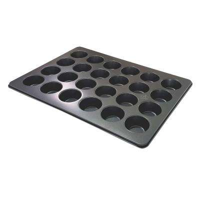 Monster 24-Cup Carbon Steel Muffin Pan