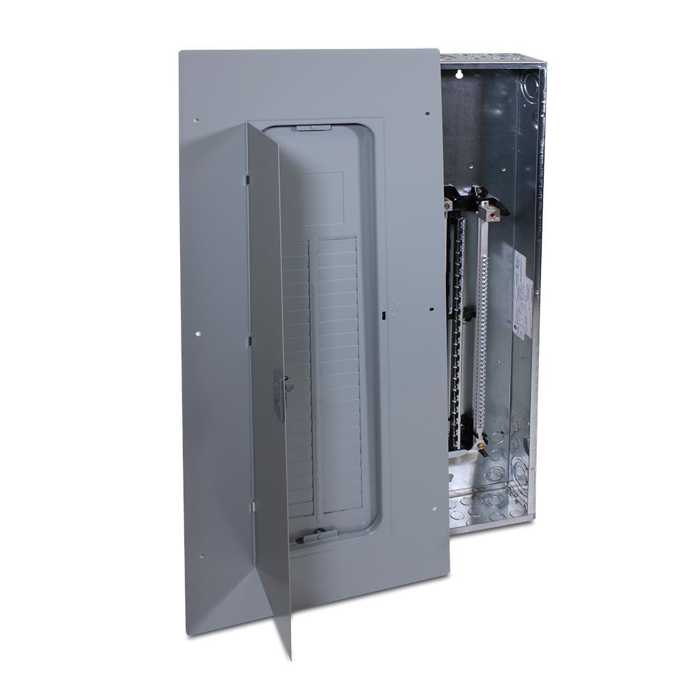 GE PowerMark Gold 200 Amp 40-Space 40-Circuit Indoor Main Lug Circuit Breaker Panel