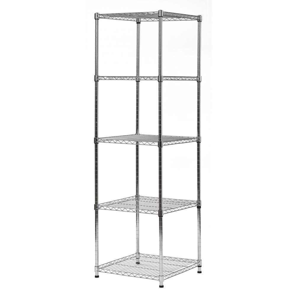 chrome-muscle-rack-freestanding-shelving