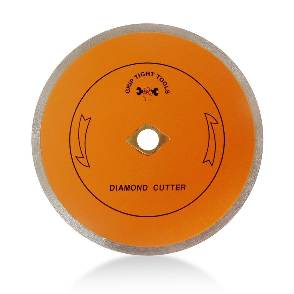 7 in. Classic Continuous Rim Tile Cutting Diamond Blade (10-Pack)