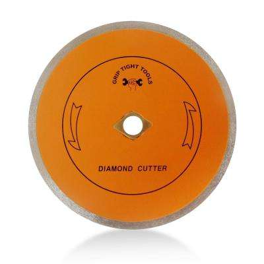 10 in. Classic Continuous Rim Tile Cutting Diamond Blade (10-Pack)