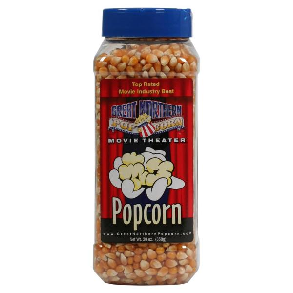 Great Northern 30 oz. Yellow Gourmet Popcorn Kernels HWD630319