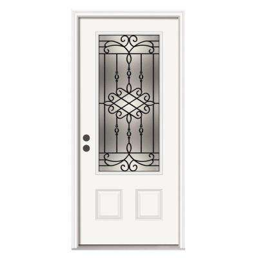 36 ...  sc 1 st  The Home Depot & JELD-WEN - Front Doors - Exterior Doors - The Home Depot pezcame.com