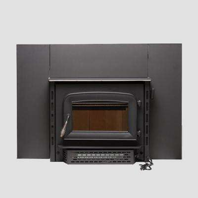 26 in. 1,800 sq. ft. Wood-Burning Fireplace Insert - 2020 EPA Certified