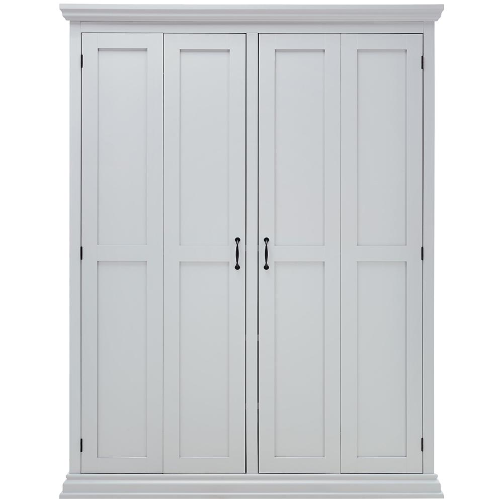 Home Decorators Collection Sawyer Dove Grey Hall Tree Storage Locker