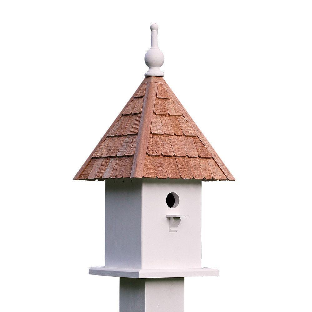 Good Directions Lazy Hill Farm Designs Loretta Birdhouse 41450 The Home Depot