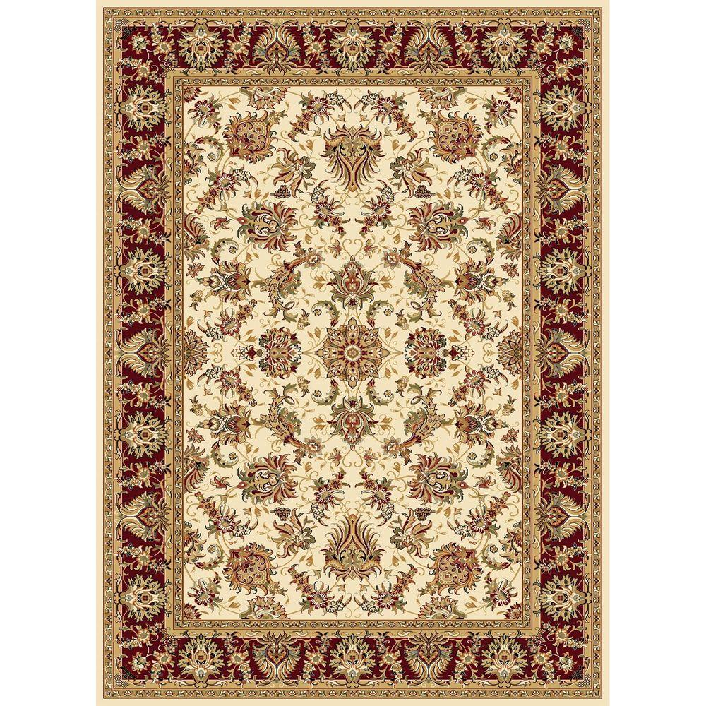Williams Collection Ararat Ivory 7 ft. 10 in. x 10 ft.