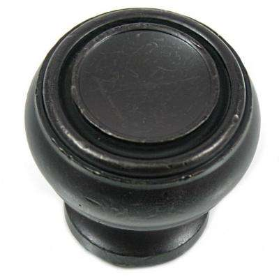 2 in. Oil Rubbed Bronze Balance Knob