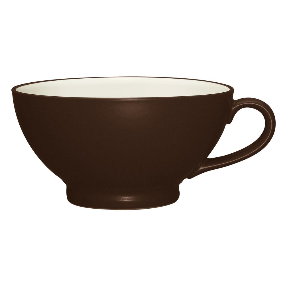 Colorwave 18 oz. Chocolate Handled Bowl