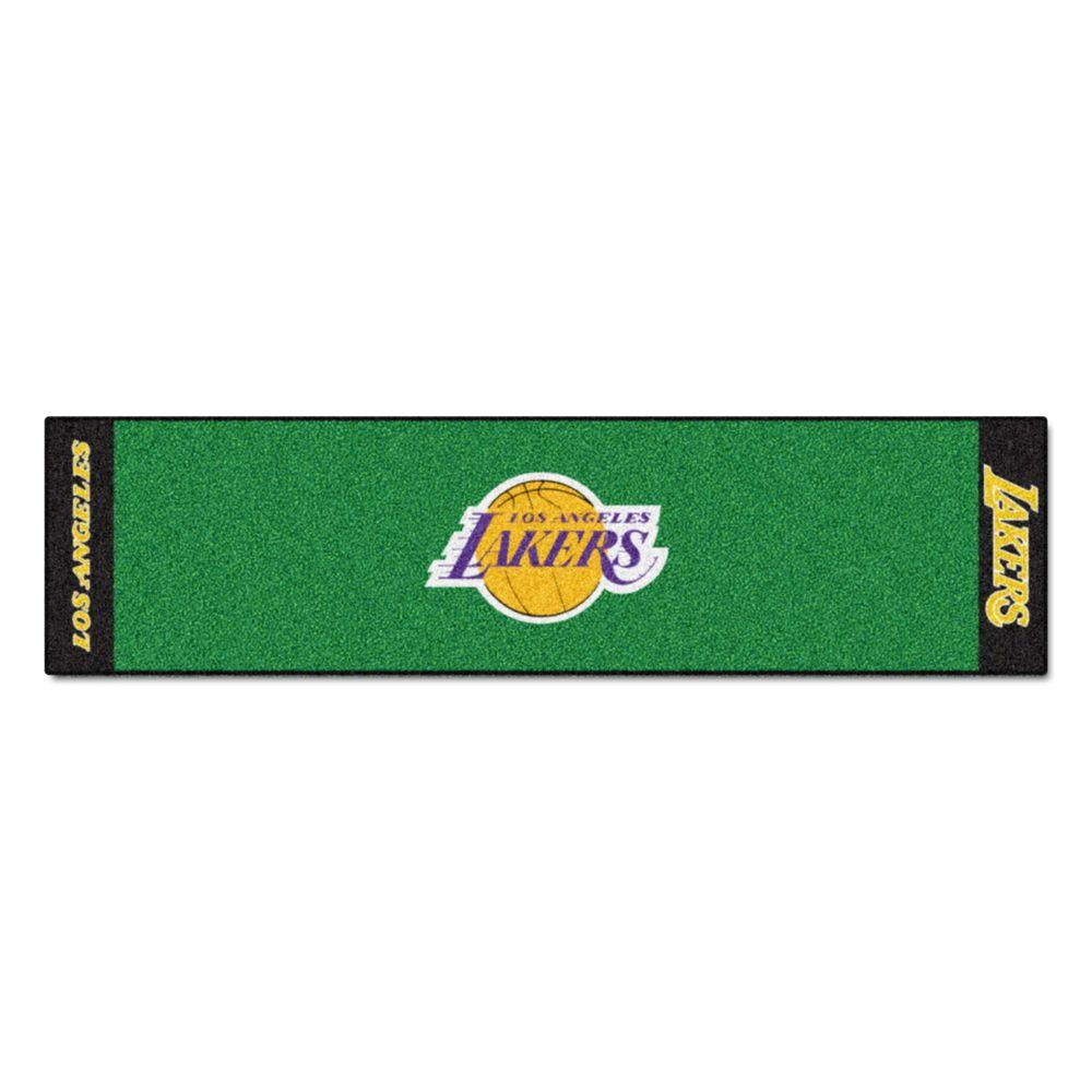 NBA Los Angeles Lakers 1 ft. 6 in. x 6 ft.