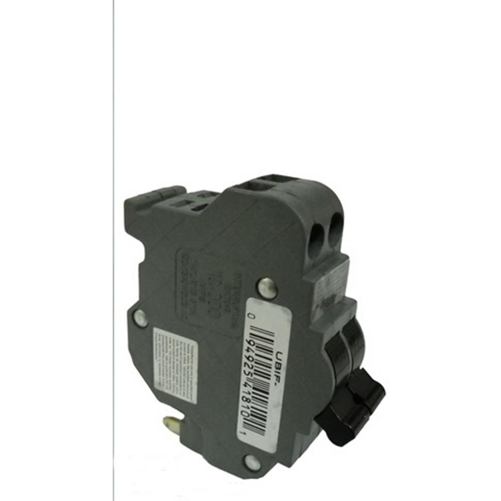 UBI New Federal Pacific 35 Amp 1 in. 2-Pole Stab-Lok NC235 Replacement Federal Pacific Electric Panel Recall on