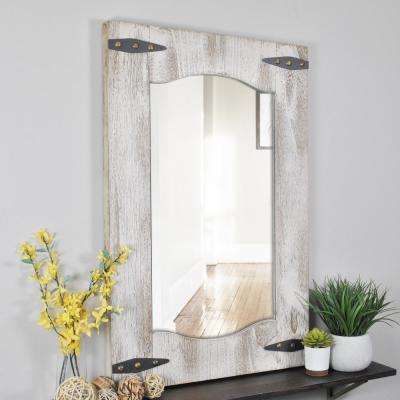 Barn Door Wall Mirror