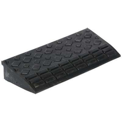 23.625 in. Wide Heavy Duty Rectangular Rubber Ramp
